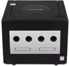 Nintendo Gamecube Konsoll (Sort)