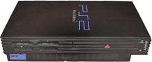 Playstation 2 Konsoll med 1 Kontroller