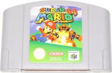 Super Mario 64 (N64)