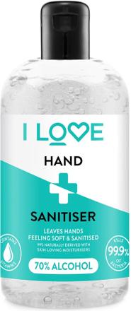 Hand Sanitiser, 500 ml I love… Handsprit