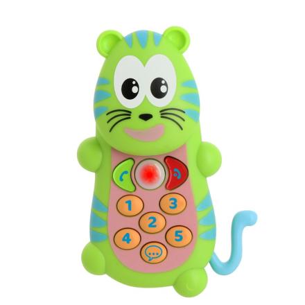 Tiikeri Puhelin