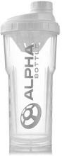 Alpha Bottle 750ml White