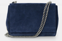 Small Clutch With Double Chain, ONE SIZE