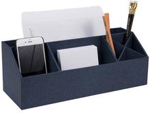 Skrivbordsförvaring Elisa, Blue