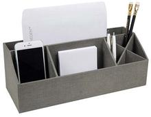 Skrivbordsförvaring Elisa, Grey