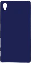Sony Xperia Z5 Plast Cover Blå