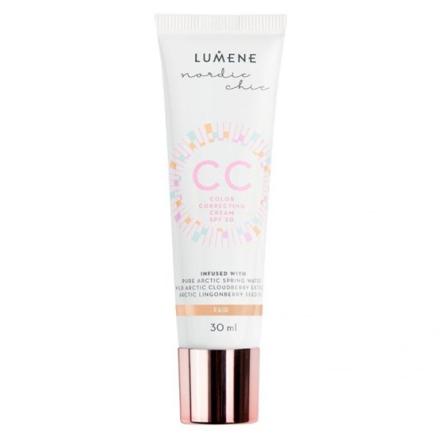 Lumene CC Color Correcting Cream Fair, 30 ml