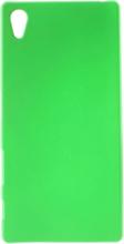 Sony Xperia Z5 Plast Cover Grøn