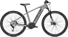 "FOCUS Jarifa² 6.7 27"" grey matt XS | 36cm (27.5"") 2019 El-sykler Hardtail"