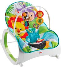 Fisher-Price Infant to Toddler Babysitter - Blå