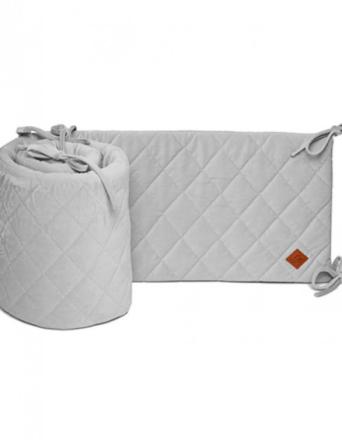 Ochraniacz do łóżeczka Velvet 180x30 cm