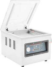 vidaXL Professionell vakuumförpackare 750 W rostfritt stål