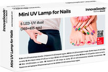InnovaGoods Mini UV-Lampe