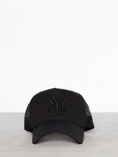 New Era Clean Trucker Neyyan Svart