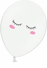 Ballonger Latex med Unicorn-tema 6-pack