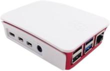 Raspberry Pi 4 Original Case - White - Kabinett - Raspberry Pi - Hvit