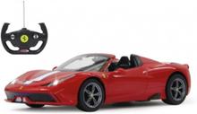 Ferrari 458 Speciale A 1:14 red 40MHz