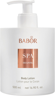 Babor Spa Body Lotion Hudkrem Lotion Bodybutter Nude Babor