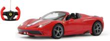 Ferrari 458 Speciale A 1:14 red conv. soft top