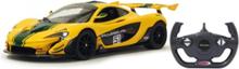 McLaren P1 GTR 1:14 2.4G yellow