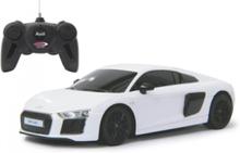 Audi R8 1:24 2015 white