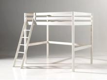 VIPACK Parvisänky Pino, Valkoinen, 90 x 200 cm - valkoinen