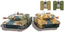 Tank Battle Set Leopard II 2.4 Ghz