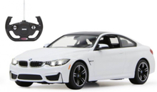 BMW M4 Coupe 1:14 white