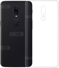 ASLING TPU Protective Transparent Case for OnePlus 6