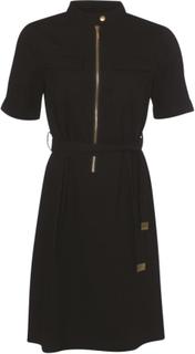 Barbour B. International Drifting Dress Dame kjoler Sort 14