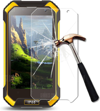 Tempered Glass Screen Protector Film for Blackview BV6000