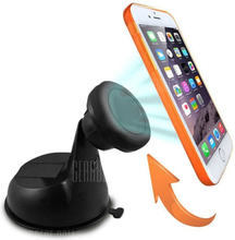 XT-305 Magnetic Suction Car Windshield Mount for iPhone 8