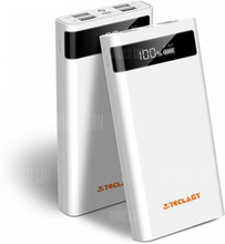 Teclast T200CE 20000mAh Charger 4 Output 8 Pin Micro USB