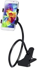 360 Rotating Flexible Long Arm Cell Phone Holder Stand Lazy Bed Desktop Tablet Car Selfie Mount Bracket
