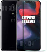 ASLING 2.5D Arc Edge Protective Film for OnePlus 6 2pcs