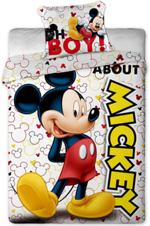 Lisensiert Mickey Mouse Sengesett