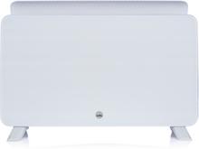 Wilfa Ctg-1500w Ray Gulv/panelovn - Hvit