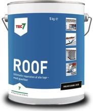TEC7 Roof takkit, 5 kg, Sort