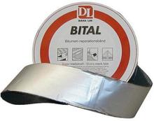 Flashband bitumentape, Blygrå, 50 mm x 10 meter
