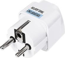 gocomma EU Plug 2 Feet Standard Travel Power Adapter Charger