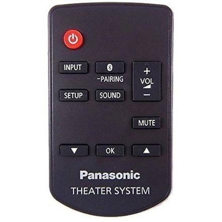 Panasonic N2QAYC000098 originale fjernbetjening