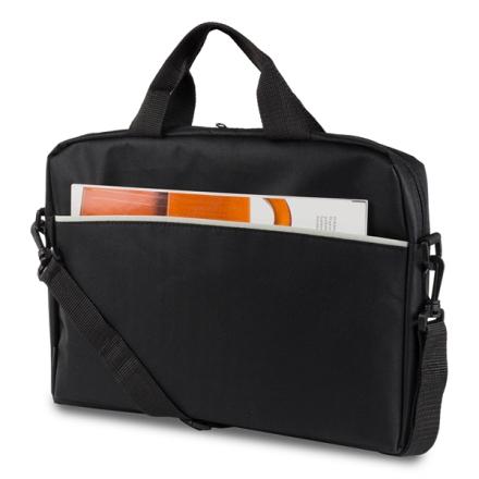 """DELTACO Kannettavan tietokoneen laukku, jopa 14"""" - Musta"""