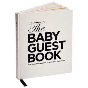 The Tiny Universe The Baby Guest Book Norsk The Baby Guest Book Norsk
