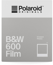 Polaroid Originals 600-film Svart-Hvitt