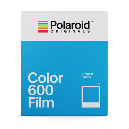 Polaroid Originals 600-film Farge