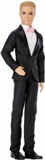 Barbie Ken Brudgom