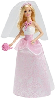 Barbie Brud Rosa