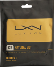 Luxilon Natural Saitenset 12,2m 1.25