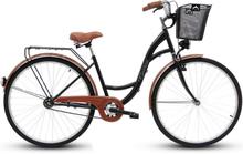"Cykel Eco 28"" - svart"