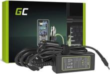 Green Cell laturi/ Virtasovitin Samsung 40W / 19V 2.1A / 3.0mm-1.1mm